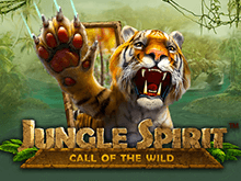 Jungle Spirit: Call Of The Wild для игры в Вулкане бесплатно